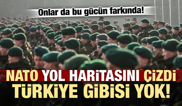 NATO'nun yeni askeri revizyonu Türkiye'yi...
