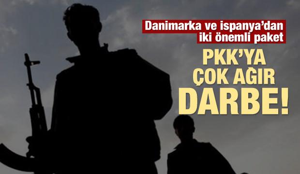 PKK'ya çok ağır darbe: Danimarka'da yakalandı!