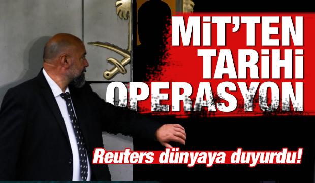 Reuters: İstanbul'da iki BAE ajanı yakalandı! Kaşıkçı cinayeti...