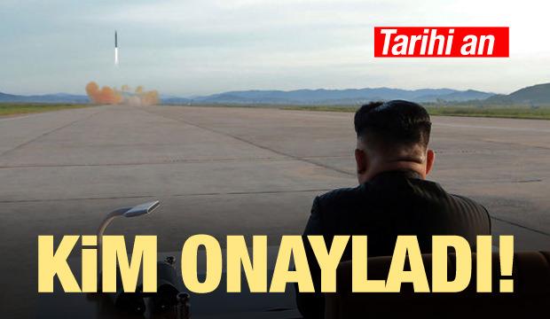Tarihi An! Kim Jong Un Resmen Onayladı