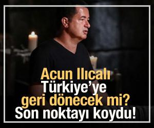 Adada mahsur kalan Acun Ilıcalı, Türkiye'ye dönüş yapacak mı? İşin gerçeğini bizzat açıkladı!