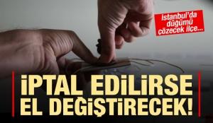 AK Parti harekete geçti: İptal edilirse el değiştirecek