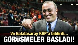 Albayrak Duyurmuştu! Galatasaray KAP'a bildirdi
