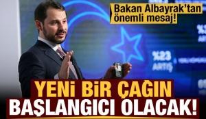 Bakan Albayrak: Fatih gemimiz yeni bir çağın başlangıcı olacak