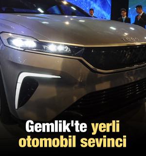 Bursa'da Yerli Otomobil Sevinci!