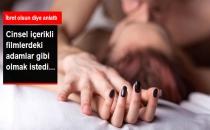 13 Yaşında Cinsel Gücü Arttıran İlaç Bağımlısı Oldu