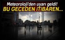 16 Aralık Cumartesi Yurtta Hava Durumu | Meteoroloji'den Uyarı Geldi: Bu Geceden İtibaren...