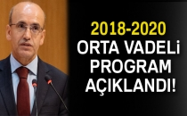 2018-2020 Orta Vadeli Program Açıklandı!