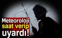 25 Kasım 2017 Yurtta Hava Durumu | Bugün Hangi İllerde Yağış Görülecek? Marmara'da Sis Bekleniyor