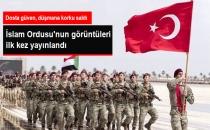 3 Haftalık Tatbikatı Tamamlayan İslam Ordusu İlk Kez Görüntülendi