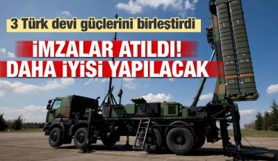 3 Türk Devi Daha İyisi İçin Güçlerini Birleştirdi!