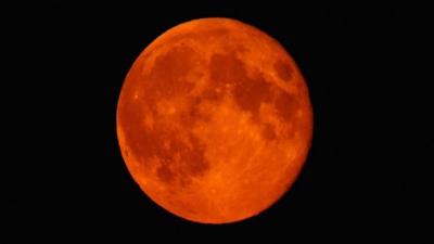 3 Yıl Boyunca Bir Daha Tekrarlanmayacak Kanlı Ay Tutulması İçin Geri Sayım Başladı