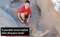 9 Yaşındaki Çocuk Keşfiyle Bilim Dünyasını Sarstı!