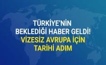 AB Komisyonu Türkiye'ye Tavsiye Kararı Aldı