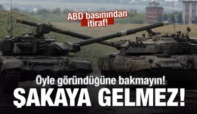 ABD basınından T-80 itirafı!
