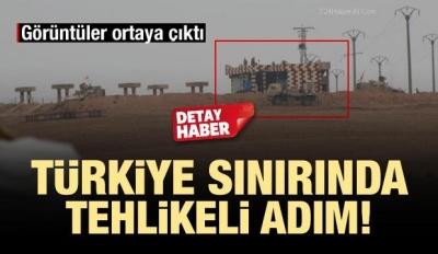 ABD'den Türkiye sınırında tehlikeli hamle!