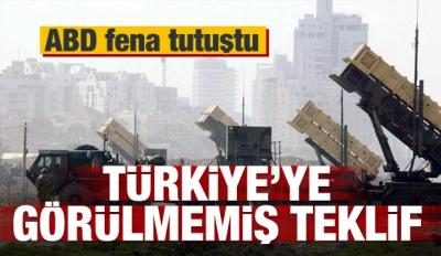 ABD'den Türkiye'ye teklif! Birlikte üretelim