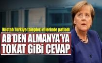 AB'den Almanya'ya Tokat Gibi Cevap