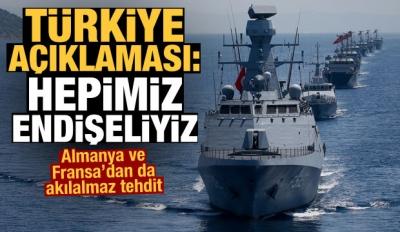 AB'den son dakika Türkiye açıklaması: Hepimiz endişeliyiz! Almanya ve Fransa'dan ise tehdit