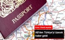AB'den Türkiye'yi Üzecek Haber Geldi