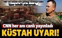 ABD'nin önemli isminden Türkiye'ye küstah tehdit!