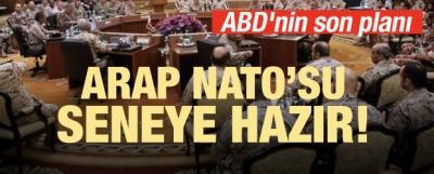 ABD'nin son planı! Arap NATO'su seneye hazır