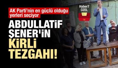 Abdullatif Şener'den Çirkin Provokasyon!
