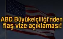 ABD'ye Vize Başvuruları, Ocak Ayında Başlayacak!