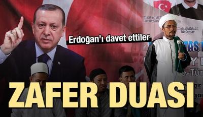Açe'de Erdoğan'ın seçim zaferi dua ile kutlandı