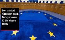 Adalet Bakanlığı: OHAL Komisyonu Kurulunca AİHM'deki 12 Bin Dosya Düştü