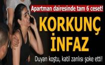 Adana'da Apartman Dairesinde 6 Kişinin Cesedi Bulundu