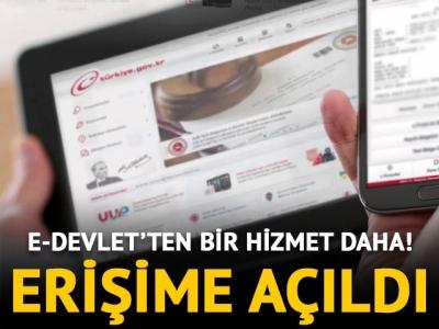 AFAD Acil Toplanma Alanı sorgulama ekranını E-Devlet üzerinden erişime açtı