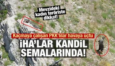 Afrin'de destan yazan Mehmetçik Kandil'e ilerliyor!
