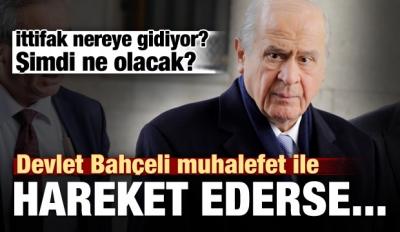 AK Parti-MHP İşbirliği Dönemi Kapanıyor mu?