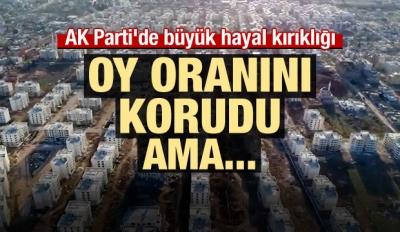AK Parti'de Hayal Kırıklığı!