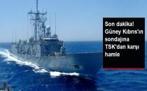 Akdeniz'deki Sondaj Gemisine TSK'dan Yakın Takip
