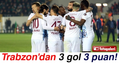 Akhisarspor 1-3 Trabzonspor (Maç Sonucu)