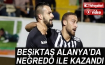 Alanyaspor 1 - 2 Beşiktaş (Maç Sonucu)