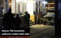 Aleyna Tilki Konserine Saldırının Detayı Ortaya Çıktı
