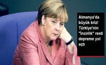 Almanya'da Büyük Kriz! Türkiye'nin
