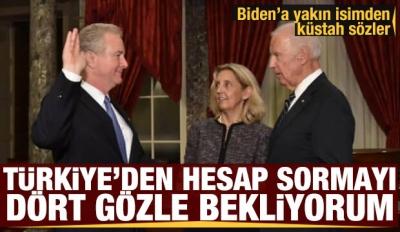 Amerika'dan küstah Türkiye yorumu: Daha sert bir tavır bekleyin!