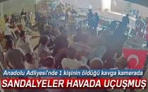 Anadolu Adalet Sarayı'nda Yaşanan Kavga Kamerada