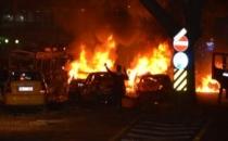 Ankara Saldırısında 5 Tutuklama