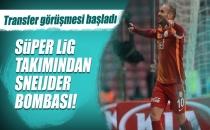 Antalyaspor'dan Sneijder Bombası!