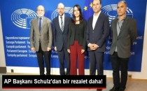 AP Başkanı Schulz'dan Bir Rezalet Daha!