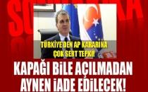 AP'nin Skandal Türkiye Kararı Sonrası Ankara'dan Sert Tepki!