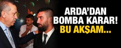 Arda bu akşam evleniyor! Nikah şahidi Erdoğan...