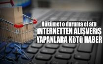 Artık İnternet Alışverişinden Vergi Alınacak!