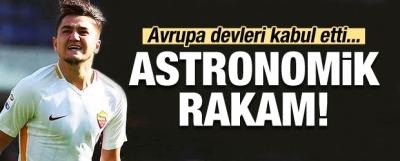 Avrupa devleri astronomik rakamı kabul etti!