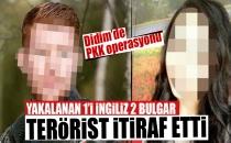 Aydın'da PKK Operasyonu: 1'i İngiliz, 2 Bulgar Terörist Yakalandı